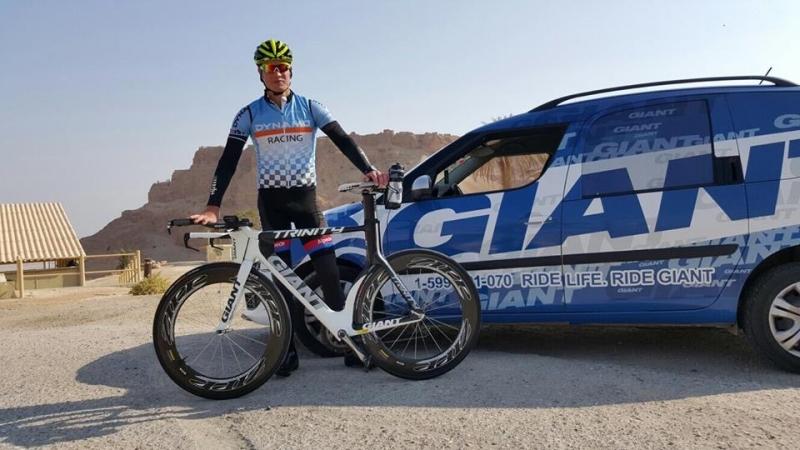 Скончался украинский велогонщик Дмитрий Грабовский