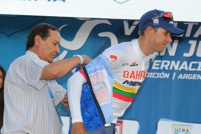 Рамунас Навардаускас, Бауке Моллема и Маттиас Брендле о 3-м этапе Тура Сан-Хуан-2017