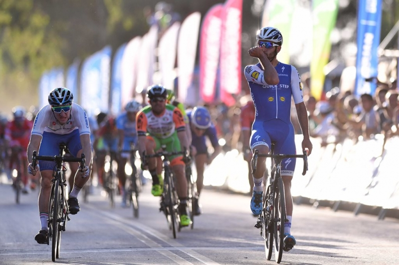 Фернандо Гавирия одерживает вторую победу на этапе Тура Сан-Хуан-2017