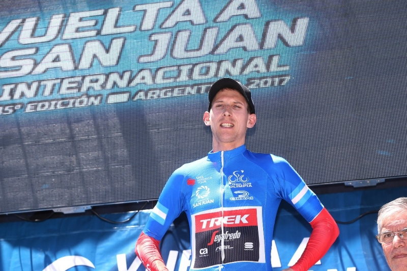 Руй Кошта, Бауке Моллема и Винченцо Нибали о 5-м этапе Тура Сан-Хуан-2017