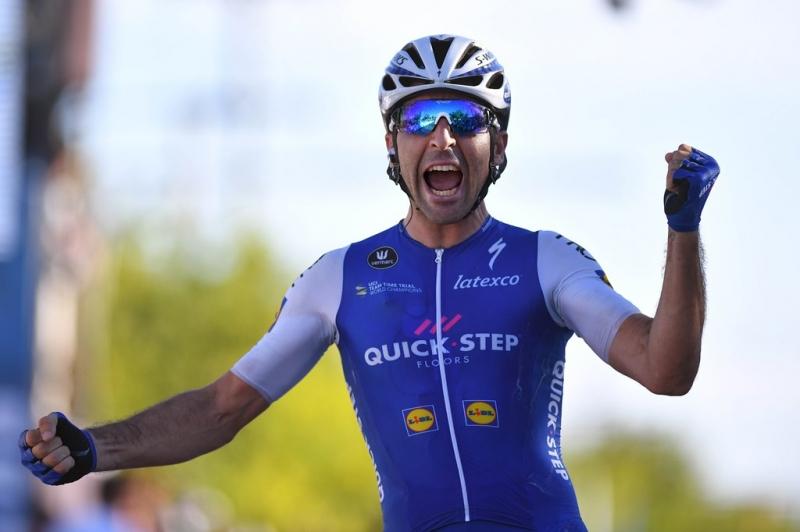 Максимилиано Ричезе приносит команде Quick-Step Floors четвёртую победу на Туре Сан-Хуан-2017