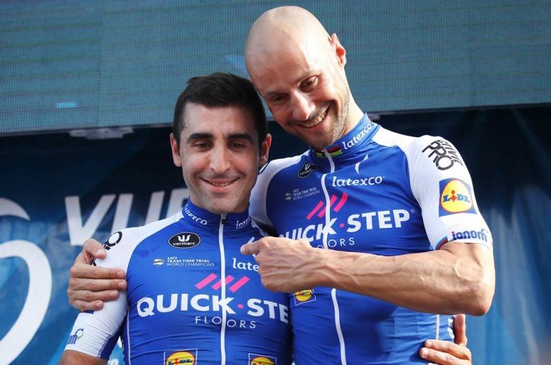 Дубль Максимилиано Ричезе, пять побед команды Quick-Step Floors на Туре Сан-Хуан-2017