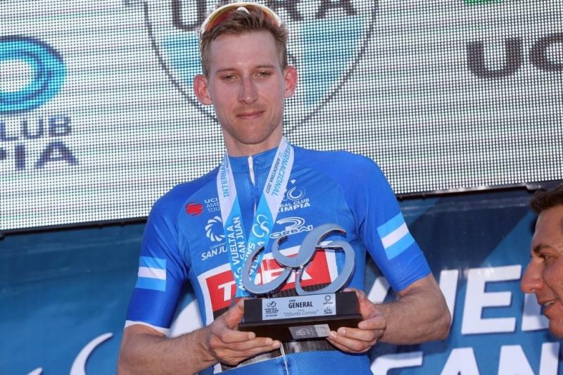 Бауке Моллема начинает сезон с победы в многодневной гонке Тур Сан-Хуан-2017