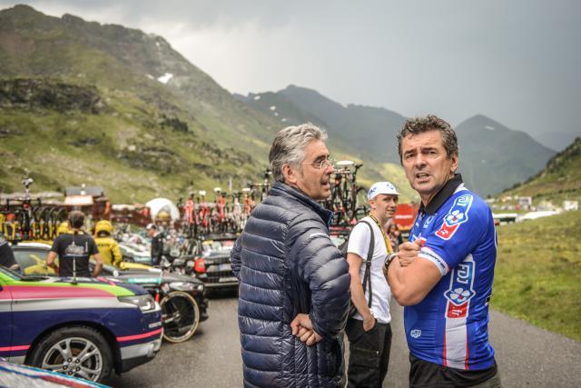 20 лет французской велокоманде FDJ