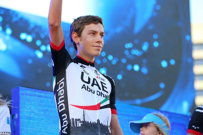 Луис Мейнтьес: «Задача – подготовка к Тур де Франс-2017»