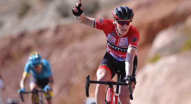Бен Херманс: «В команде Israel Cycling Academy получу больше свободы, чем в BMC »