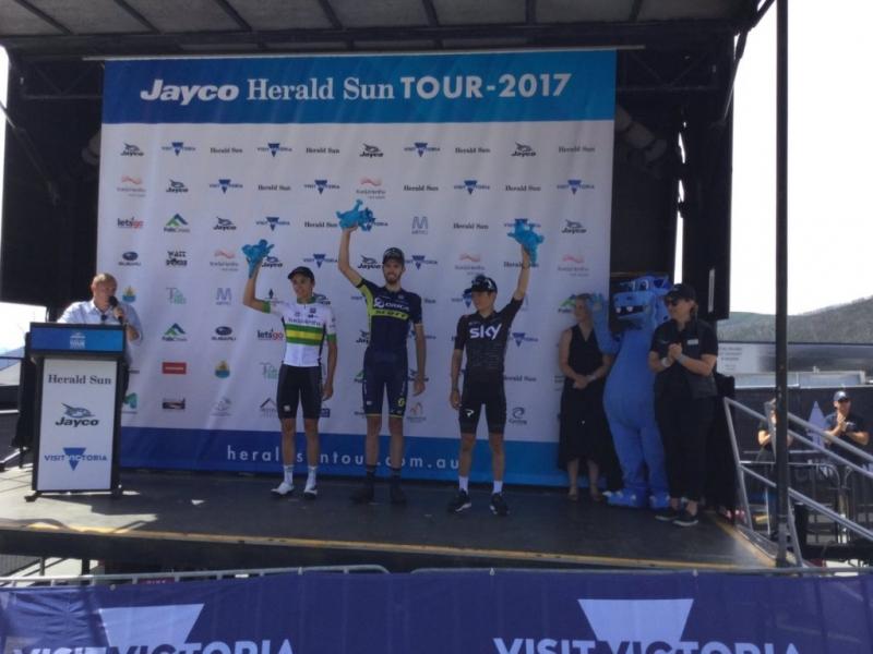Herald Sun Tour-2017. Этап 1