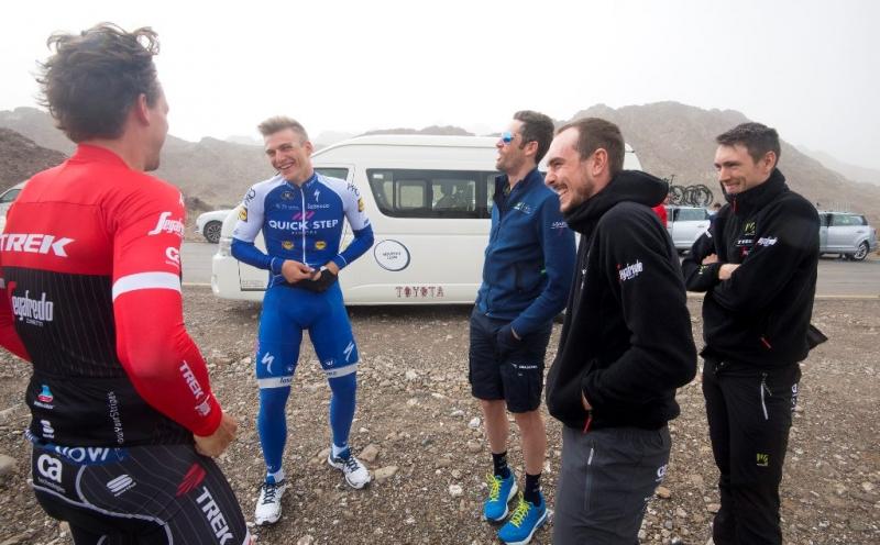 Королевский 4-й этап Тура Дубая-2017 отменён из-за ветра