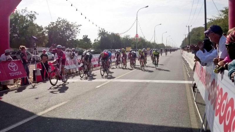 Тур Омана-2017. Этап 1