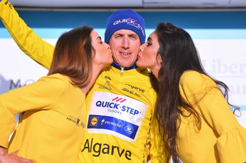 Дэн Мартин и Примож Роглич о 2-м этапе Вольты Альгарве-2017