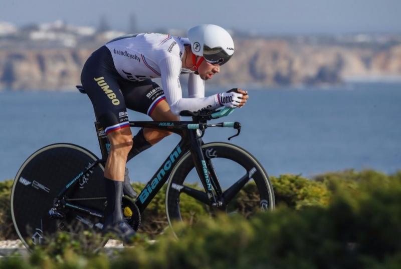 Чемпион Европы опередил чемпиона мира в разделке на 3-м этапе Вольты Альгарве-2017