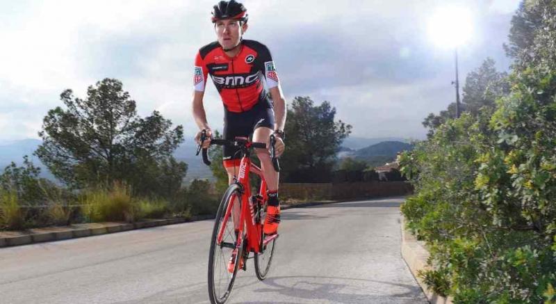 Тиджей Ван Гардерен начнёт сезон с Тура Абу-Даби-2017