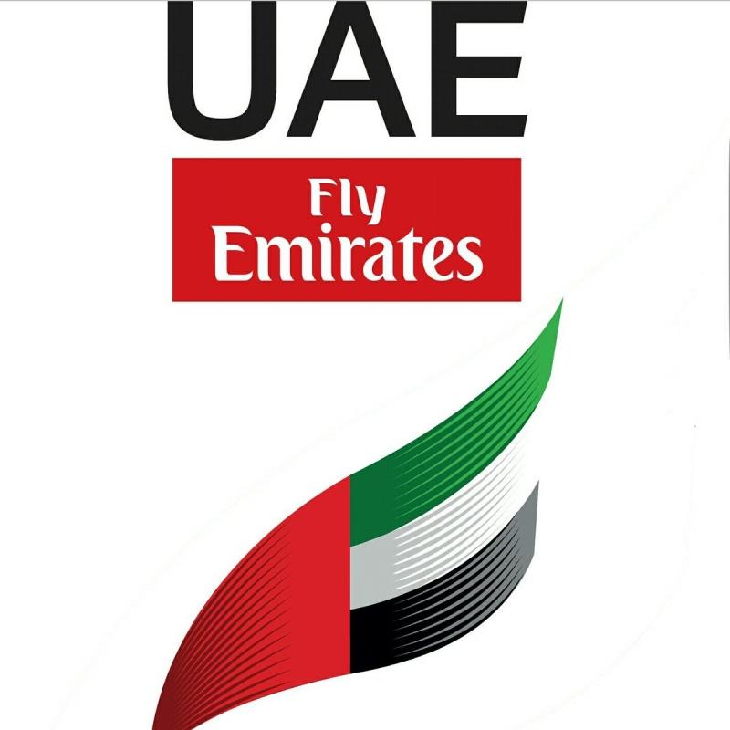 Emirates Airlines – новый спонсор велокоманды UAE Abu Dhabi