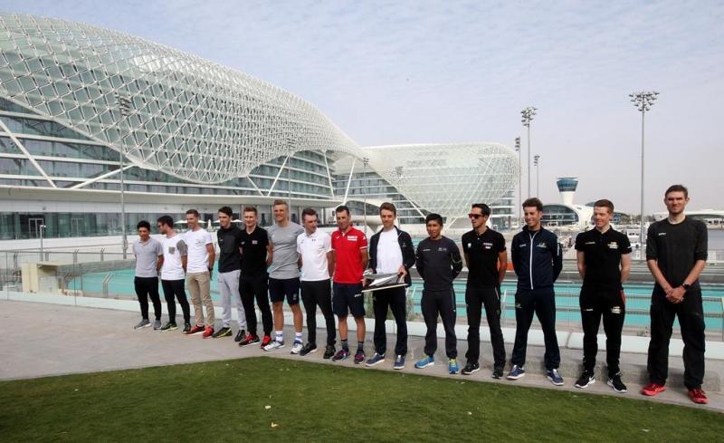 Пресс-конференция участников Тура Абу-Даби-2017