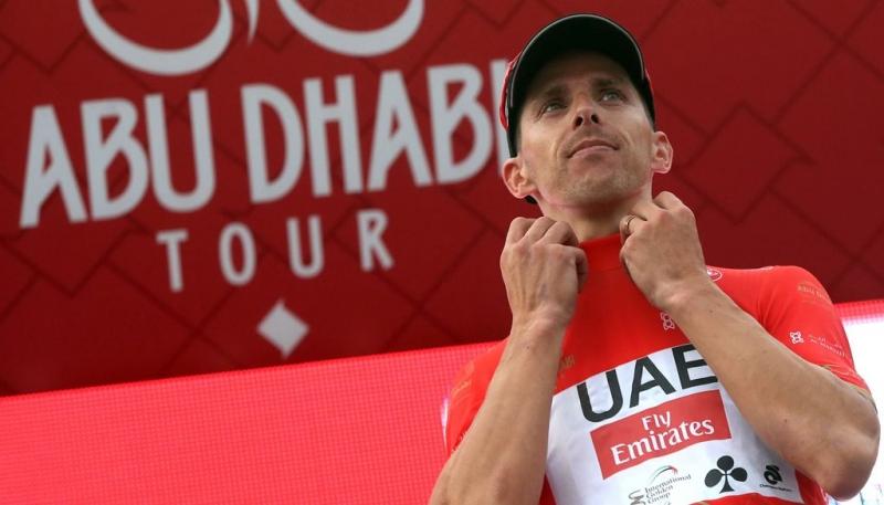 Руй Кошта и Ильнур Закарин о 3-м этапе Тура Абу-Даби-2017
