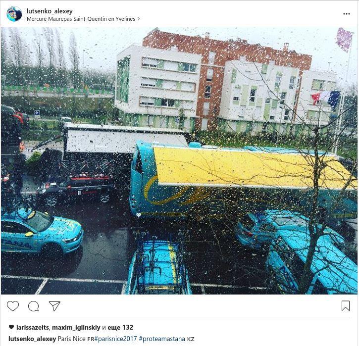 Алексей Луценко: «Хотелось бы повторить на Париж-Ницце-2017 прошлогодний результат»