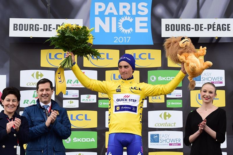 Андре Грайпель, Арно Демар и Жулиан Алафилипп о 5-м этапе Париж-Ницца-2017