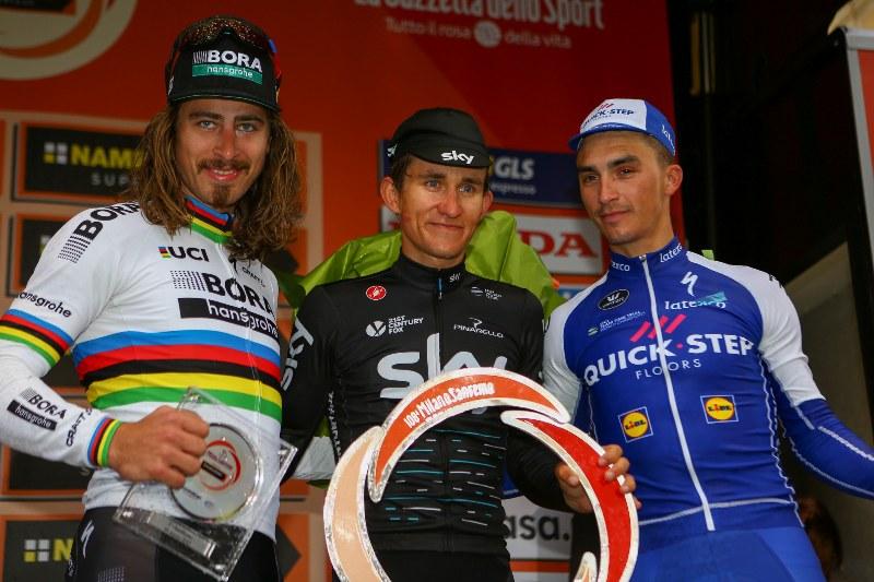 Страницы истории велоспорта: Милан-Сан-Ремо – 2017