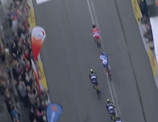 Насэр Буанни – победитель 4-го этапа Вуэльты Каталонии-2017