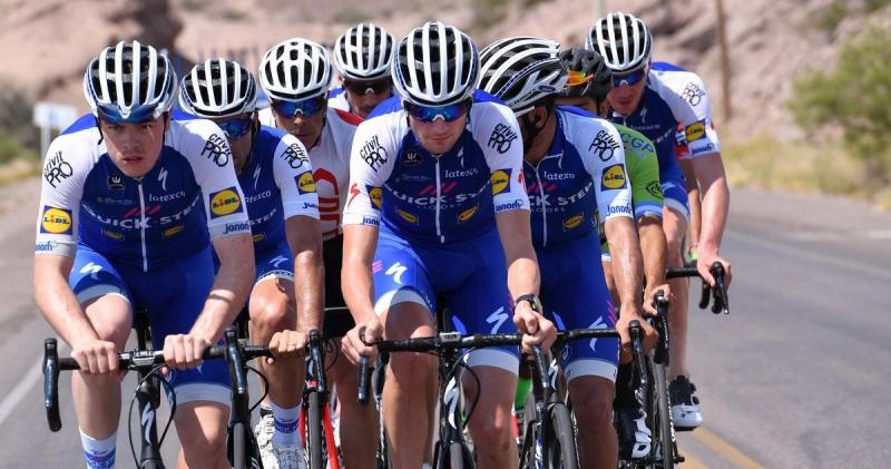 Будущее команды Quick-Step Floors решится перед Тур де Франс-2017