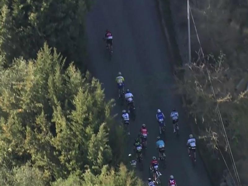 Саймон Йейтс, Ричи Порт, Альберто Контадор, Ильнур Закарин, Якоб Фугльсанг о 6-м этапе Париж-Ницца-2017