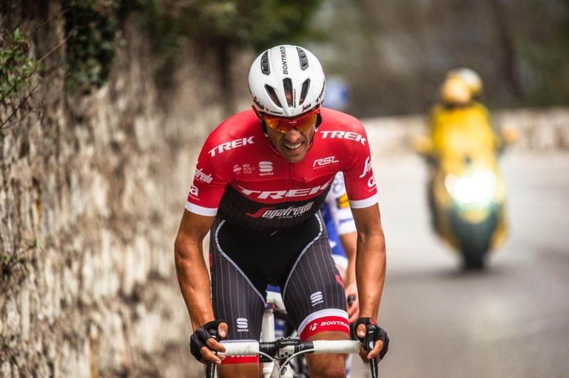 Альберто Контадор о 8-м этапе гонки Париж-Ницца-2017