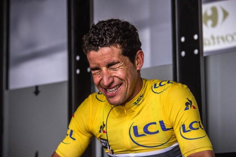 Серхио Энао, Давид де ла Крус, Дэн Мартин и Жулиан Алафилипп о 8-м этапе Париж-Ницца-2017