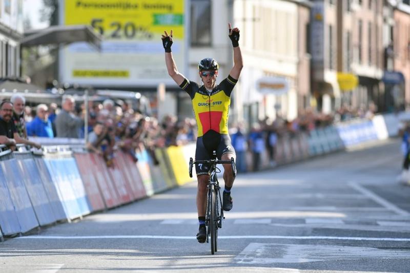 """Филипп Жильбер: """"Я хотел бы выиграть Тур Фландрии"""""""