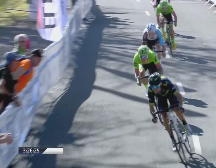 Алехандро Вальверде побеждает на королевском горном 5-м этапе Тура Страны Басков-2017