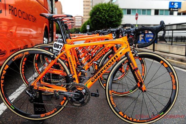Украденные велосипеды возвращены команде CCC Sprandi Polkowice