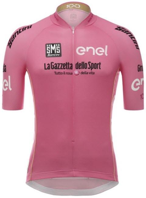 Джиро д'Италия-2017. Розовая майка. Фавориты