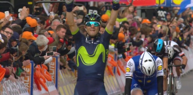 Алехандро Вальверде – победитель Льеж-Бастонь-Льеж-2017