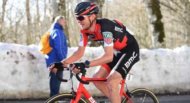 Состав команды BMC на Giro d'Italia-2017