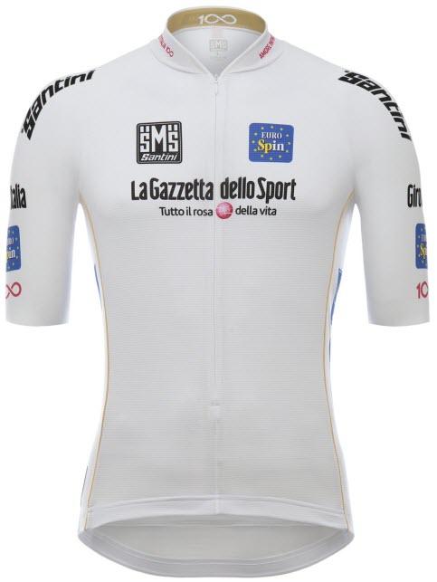 Джиро д'Италия-2017. Белая майка. Превью