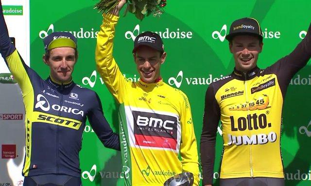 Ричи Порт – победитель Тура Романдии-2017