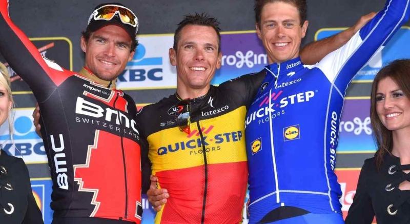 Грег Ван Авермат – призёр Тура Фландрии-2017