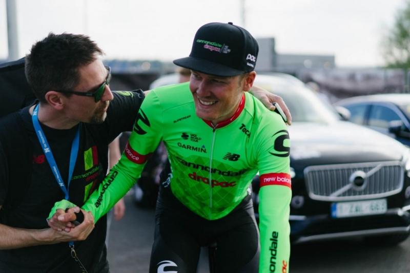 Александр Кристофф, Сеп Ванмарке и Дилан Ван Барле о Туре Фландрии-2017