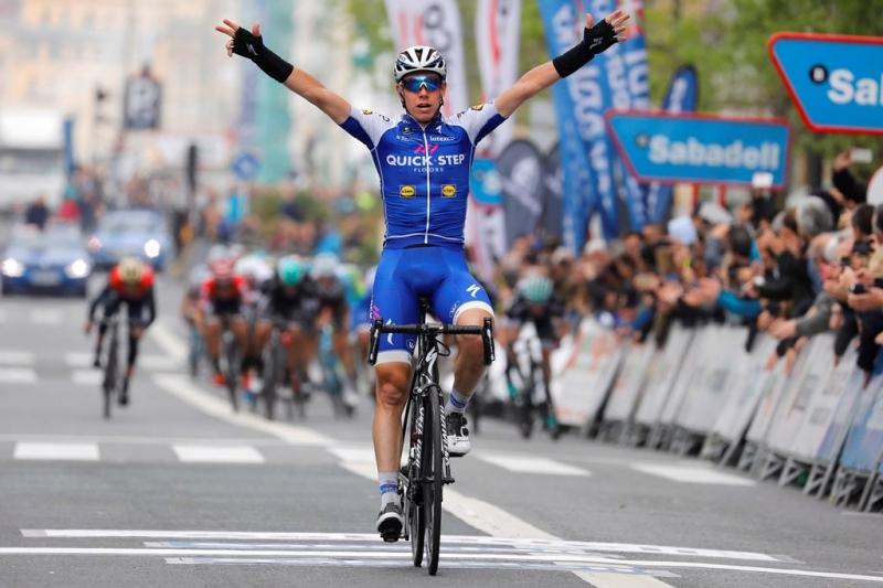 Давид Де ла Крус, Алехандро Вальверде, Джей Маккарти о 3-м этапе Тура Страны Басков-2017