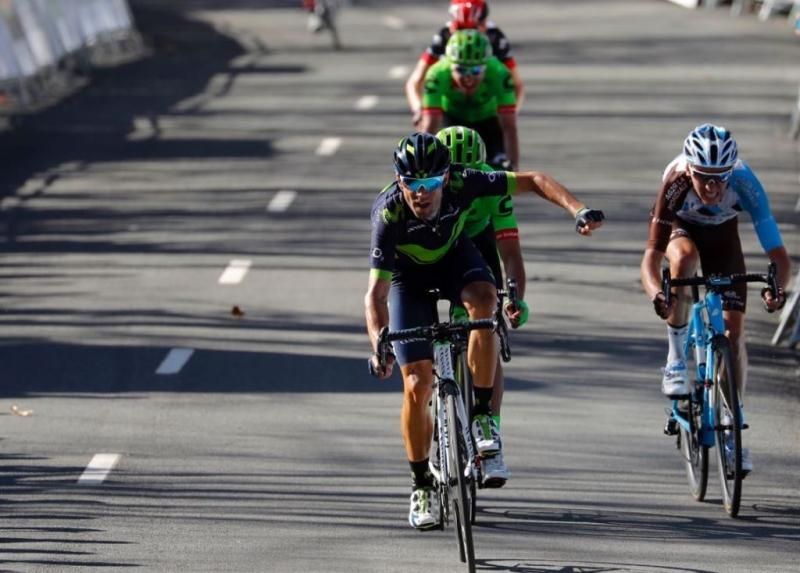 Алехандро Вальверде, Роман Барде и Альберто Контадор о 5-м этапе Тура Страны Басков-2017