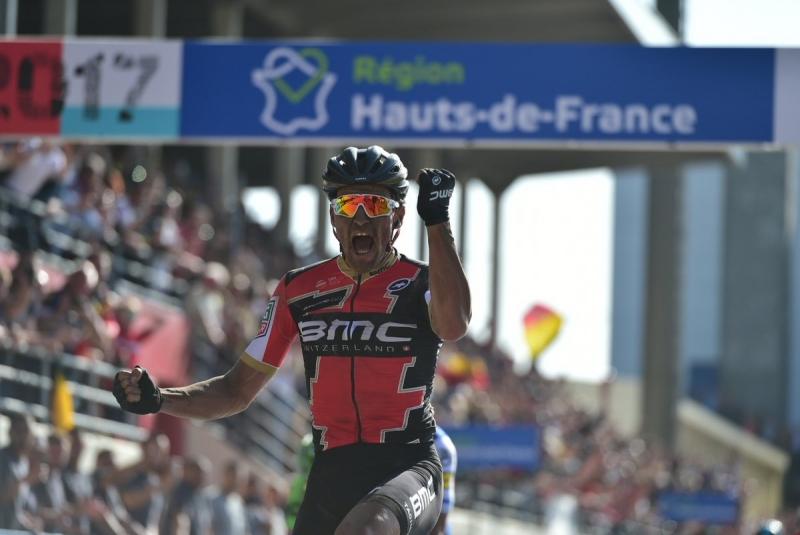 Грег Ван Авермат  - победитель Париж-Рубэ-2017