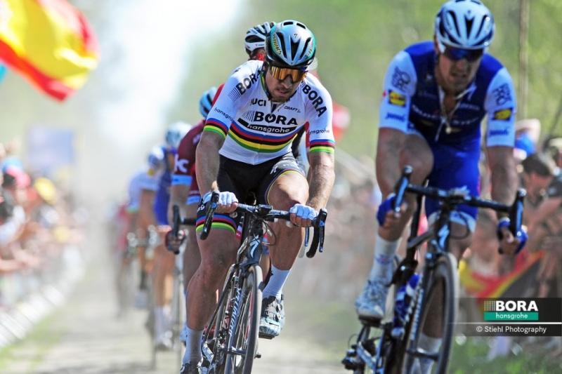 Петер Саган завершил кампанию северных классик Мирового Тура без побед