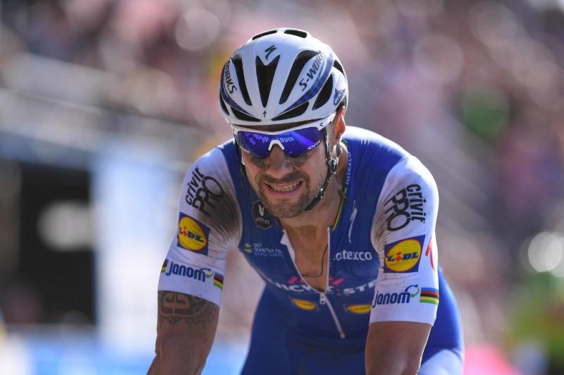Том Боонен завершил карьеру велогонщика