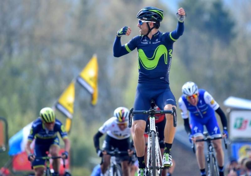 Алехандро Вальверде – пятикратный победитель Флеш Валлонь