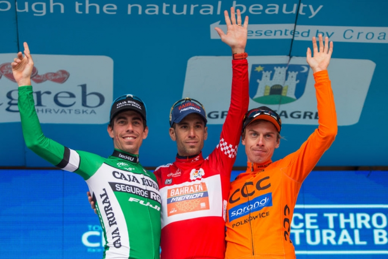 Винченцо Нибали – победитель Тура Хорватии-2017