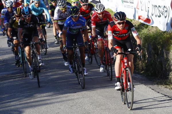 Тиджей Ван Гардерен и Роан Деннис дебютируют на Джиро д'Италия-2017