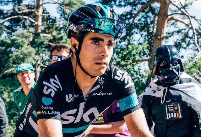 Микель Ланда о старте на Джиро д'Италия-2017