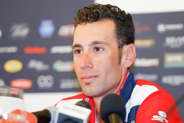 Винченцо Нибали о целях на Джиро д'Италия-2017
