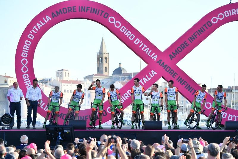 Стефано Пирацци и Никола Руффони не стартуют на Джиро д'Италия-2017 из-за положительный пробы на допинг