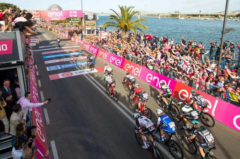 Джиро д'Италия-2017. Этап 1