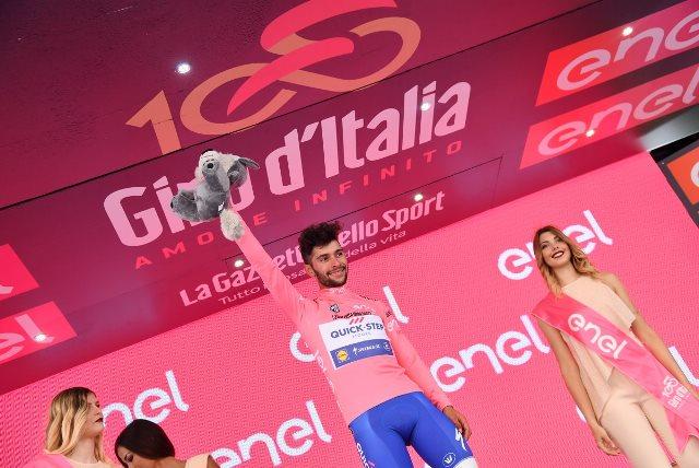 Фернандо Гавирия – победитель 3-го этапа Джиро д'Италия-2017